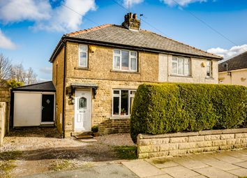Thumbnail 3 bed semi-detached house for sale in Roy Road, Bradford