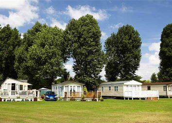 Thumbnail Mobile/park home for sale in Walton Avenue, Felixstowe