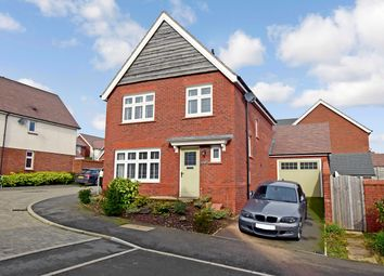 Thumbnail 3 bedroom detached house for sale in Goshawk Rise, Penallta, Hengoed