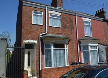Thumbnail 3 bedroom terraced house for sale in Rosmead Villas, Rosmead Street, Hull