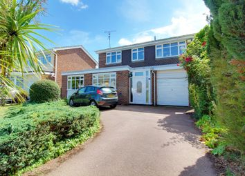 Thumbnail 4 bed detached house to rent in Barnstaple Road, Southend-On-Sea
