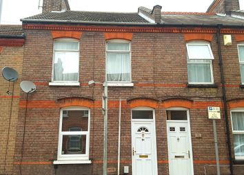 Thumbnail 3 bed terraced house for sale in Baker Street, Luton