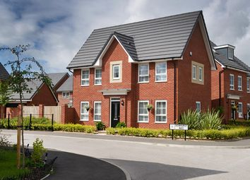 "Thumbnail 3 bedroom detached house for sale in ""Morpeth II"" at Bourne Road, Thornton-Cleveleys"
