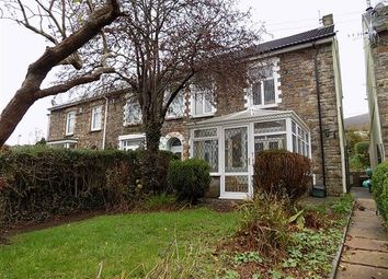 Thumbnail 3 bed end terrace house for sale in Abertillery Road, Blaina