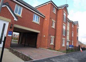 Thumbnail 2 bed flat to rent in Millport Road, Wolverhampton