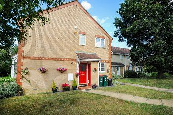 Thumbnail 2 bed property for sale in Dakin Close, Maidenbower, Crawley, West Sussex