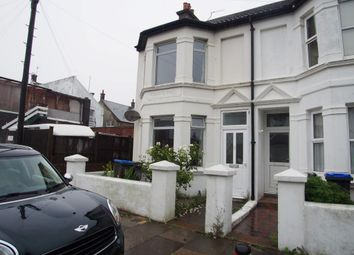 Thumbnail 3 bed end terrace house to rent in Roberts Road, Lancing
