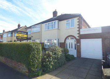 Thumbnail 3 bedroom semi-detached house for sale in Fairview Road, Wolverhampton, West Midlands