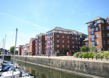 Thumbnail 1 bed flat for sale in Weavers House, Maritime Quarter, Swansea