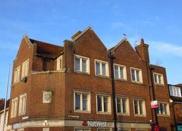 Thumbnail 2 bed flat for sale in High Street, Hailsham