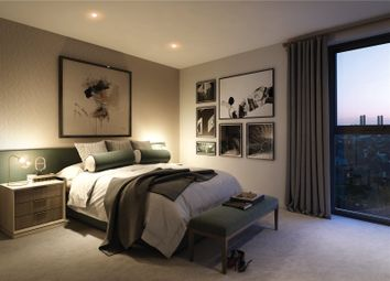 Thumbnail 2 bed flat for sale in Greenwich Square - Courtyard, Hawthon Crescent, Greenwich, London