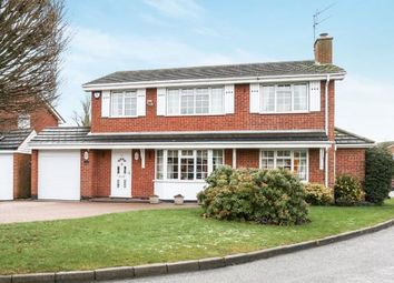 Thumbnail 5 bed detached house for sale in Oaklands, Curdworth, Sutton Coldfield, West Midlands
