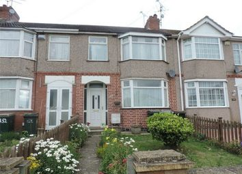 Thumbnail 3 bed terraced house to rent in Roland Avenue, Holbrooks, Coventry, West Midlands
