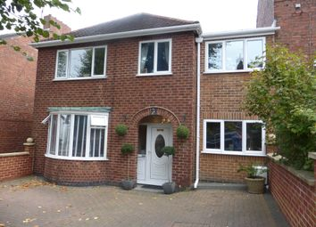 Thumbnail 4 bed detached house for sale in Kingsway, Ilkeston