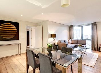 Thumbnail 3 bedroom flat to rent in Merchant Square East, Paddington