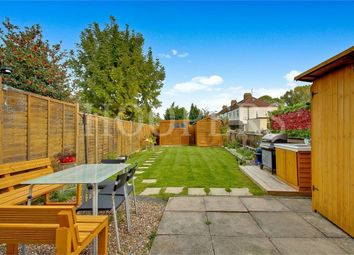 Thumbnail 1 bed flat for sale in Meadowbank Road, London