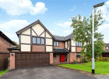 Thumbnail 6 bed detached house for sale in Hollingford Place, Knutsford, Cheshire