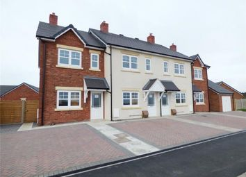 Thumbnail 2 bed end terrace house for sale in Plot 14 Coniston, Harvest Park, Silloth, Wigton