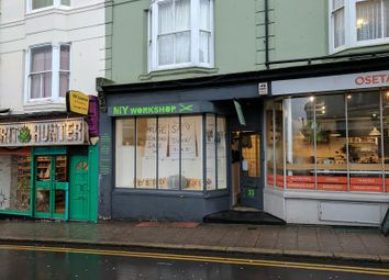 Thumbnail Retail premises to let in 33 North Road, Brighton, East Sussex
