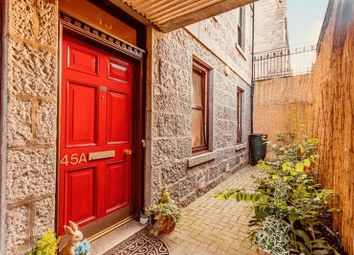 Thumbnail 2 bed flat for sale in Nelson Street, Aberdeen