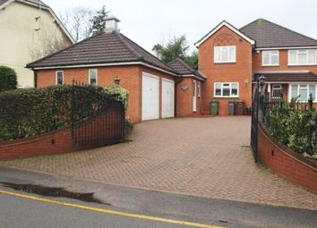 Thumbnail 5 bed detached house to rent in Beechnut Lane, Solihull