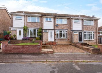 Thumbnail 3 bed terraced house for sale in Pantheon Road, Chandler's Ford, Hampshire