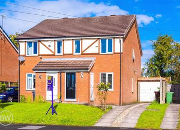 Thumbnail 2 bed semi-detached house for sale in Everest Road, Atherton, Manchester