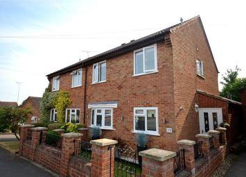 Thumbnail 4 bed semi-detached house for sale in De Vigier Avenue, Saffron Walden, Essex