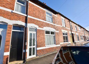 Thumbnail 3 bedroom terraced house for sale in Barnwell Street, Kettering