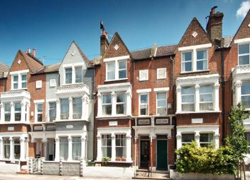 Thumbnail 3 bedroom flat to rent in Elspeth Road, London