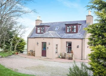 Thumbnail 2 bedroom cottage for sale in Auchterless, Turriff