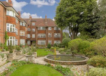 Thumbnail 3 bed flat for sale in Ashley Court, Epsom, Surrey