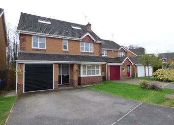 Thumbnail 5 bed detached house for sale in Wisley Gardens, Farnborough