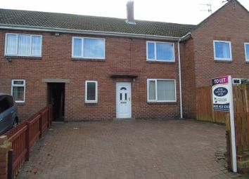 Thumbnail 3 bedroom terraced house to rent in Lime Grove, Ryton