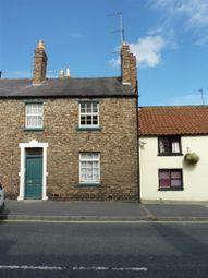 Thumbnail 2 bed terraced house to rent in 16 Newbiggin, Malton