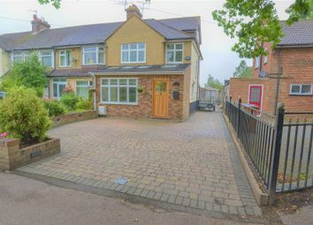 Thumbnail 3 bed end terrace house for sale in Green Lanes, Hatfield