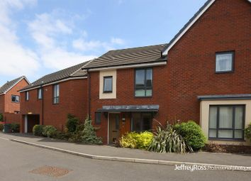 Thumbnail 3 bed terraced house for sale in Bartley Wilson Way, Cardiff