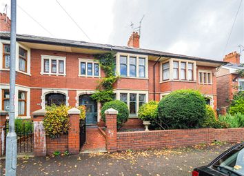 Thumbnail 4 bed terraced house for sale in Princes Street, Roath, Cardiff