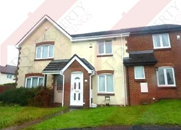 Thumbnail 2 bed terraced house to rent in Cae Crug, Llangyfelach, Swansea