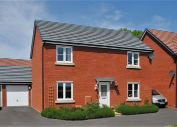 Thumbnail 4 bed detached house for sale in Rosa Way, Wilstock Village, North Petherton, Nr.Bridgwater