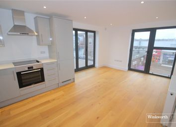 Thumbnail 2 bed flat for sale in Shenley Road, Borehamwood, Hertfordshire