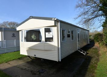 Thumbnail 2 bed mobile/park home for sale in Hoburne Bashley, New Milton