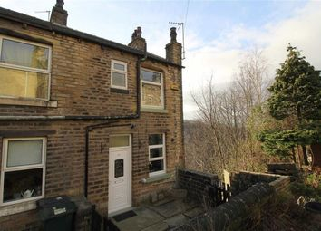 Thumbnail 2 bed end terrace house for sale in Woodside Cottages, Milnsbridge, Huddersfield
