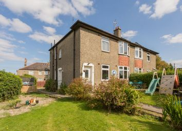 Thumbnail 2 bed flat for sale in 17 Broomfield Crescent, Edinburgh