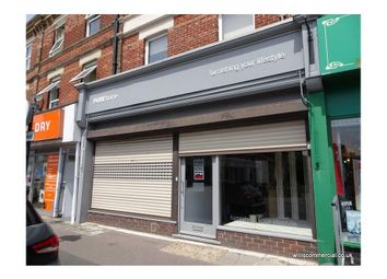 Thumbnail Retail premises to let in Seamoor Road 41, Westbourne