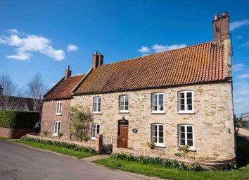 Thumbnail 5 bed farmhouse for sale in Barkston Road, Marston