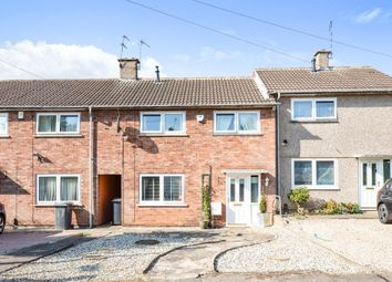 Thumbnail Terraced house for sale in Shield Crescent, Glen Parva, Leicester