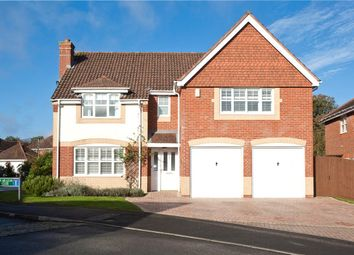 Thumbnail 5 bed detached house to rent in Spa Meadow Close, Greenham, Thatcham, Berkshire