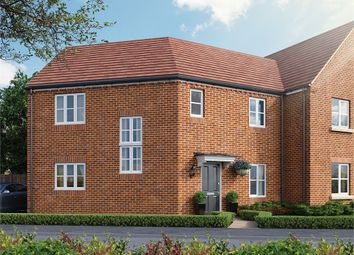 Thumbnail 3 bed semi-detached house for sale in Kier At Elsea Park, Newton Abbott Way, Bourne