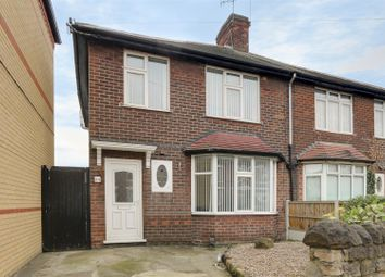 Thumbnail 3 bedroom semi-detached house to rent in High Street, Arnold, Nottingham